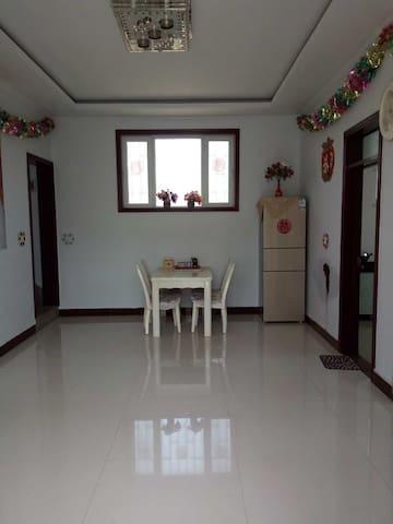 青岛港中旅海泉湾 国际博览中心旁舒心之家 - Qingdao - Villa