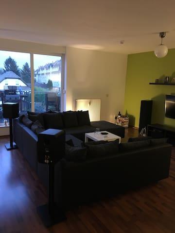 Gemeinsames Zimmer mit viel Licht - Andernach - Appartement