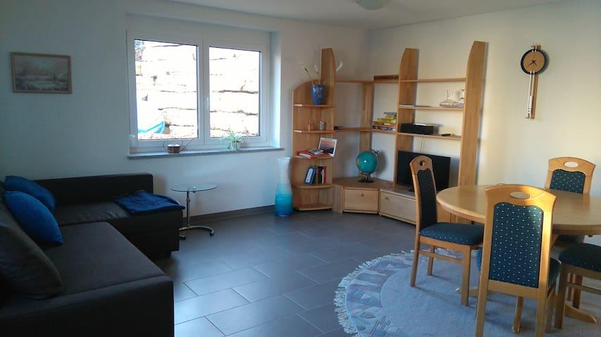 """Ferienwohngung """"Der Kurgast"""" - Engen - Appartement"""