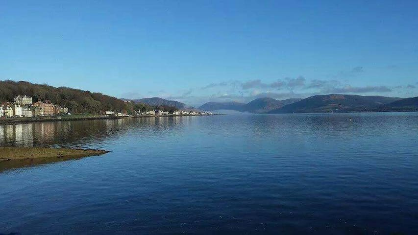 Marine Apartment - Rothesay - Appartement