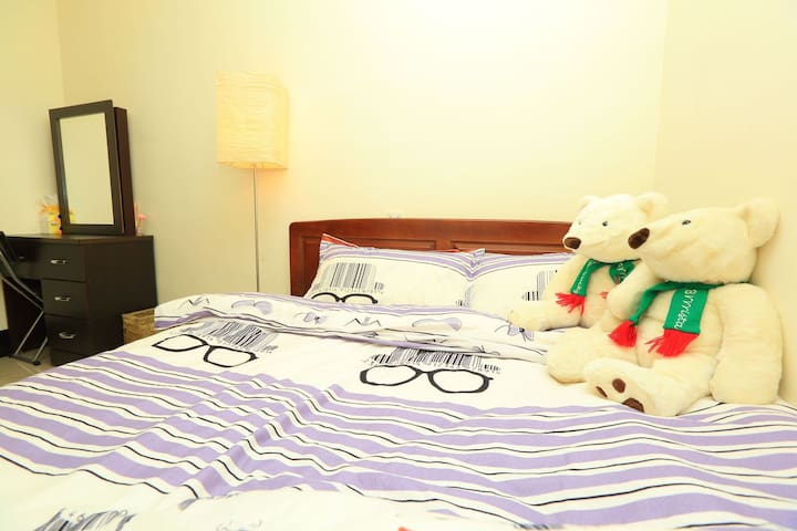 RuRu的小窩 - Sanchong District - Appartement