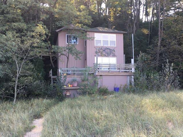 LingaLonga Beach House - Benton Harbor - Chalet