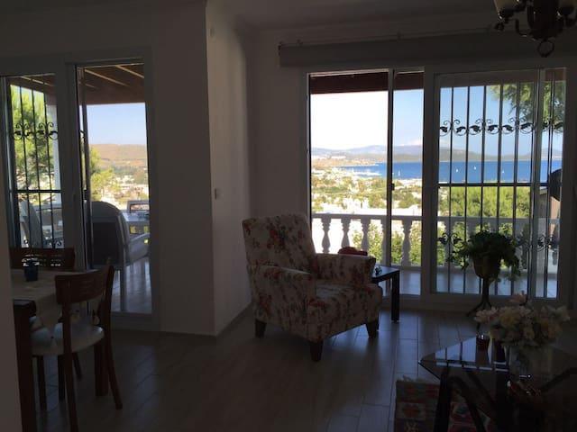 Amazing sea view dublex villa - Bodrum - Villa