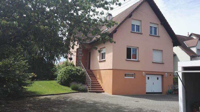 Lilas - Mundolsheim - Hus