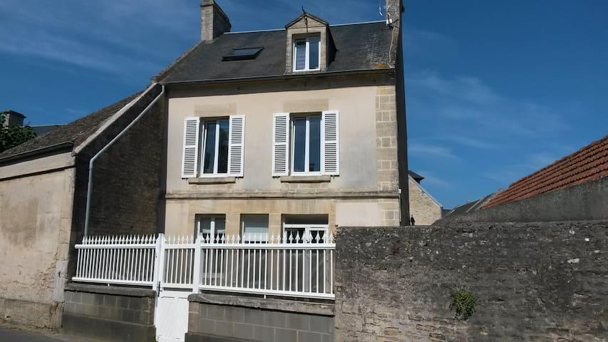 House near the D-Day landing beaches - Graye-sur-Mer