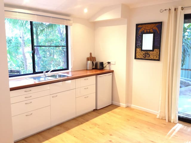 Brushbox Studio, Mullumbimby - Mullumbimby Creek - Appartement