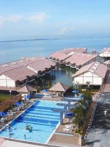 Lexis Port Dickson water chalet - Port Dickson
