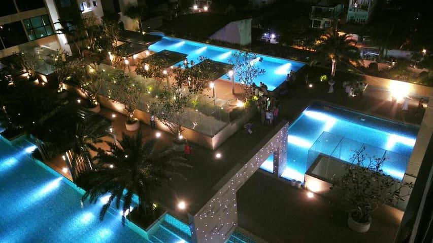 Beautiful apartment : The Ascent - Ho Chi Minh City - Leilighet
