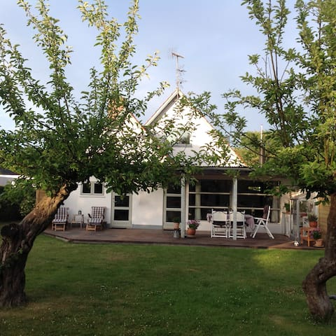Family house near lake and forest in Farum - Farum