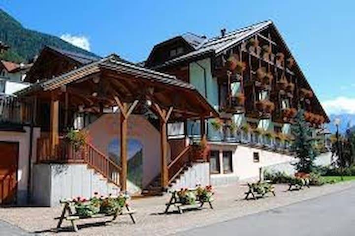 Appartamento in Montagna - Cogolo - Timeshare (propriedade compartilhada)