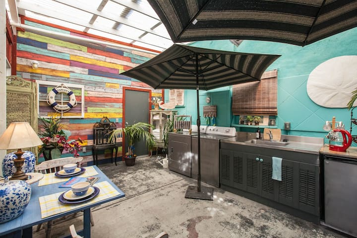 Cute studio very private - Oceanside - Bungalow