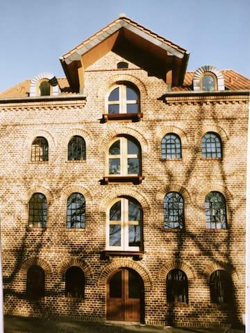 """Industriekultur erleben"""" Sperber Mühle"""" - Gelsenkirchen - Apartemen"""