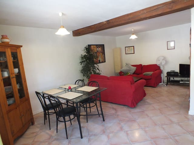 Appartement à Brax, T3 agreable au calme - Brax - Lyxvåning