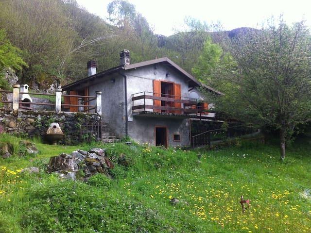 Baita Montagna Parco Adamello Bosco - Garda - Villa