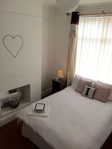 I Dbl Rm/shared house near city & Football Stadium - Manchester - Dom