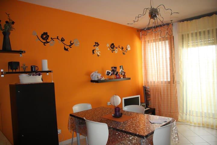 Bella e graziosa casa confortevole - Ancona - Daire