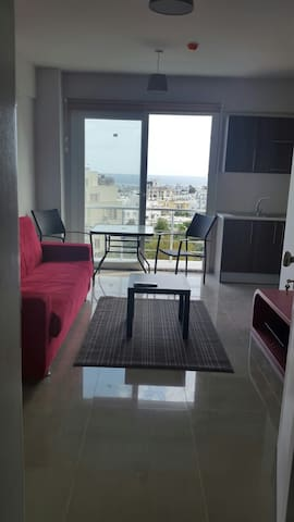 New luxury flat with sea view - Girne - Departamento