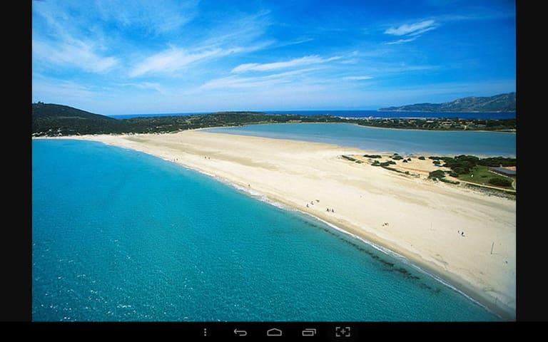 Spiaggia di PortoGiunco a due passi - Villasimius