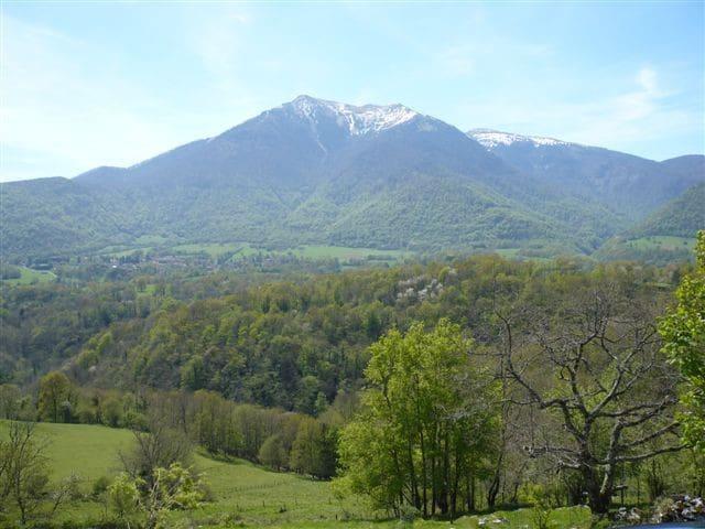 Plein sud face à la montagne - Haute-Garonne - Hus