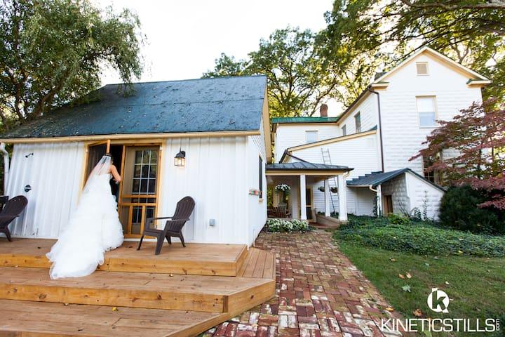 Private elegant farm cottage - Orange - Bungalow