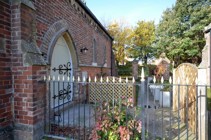 Amazing detached Chapel.  Recently renovated. - Pocklington