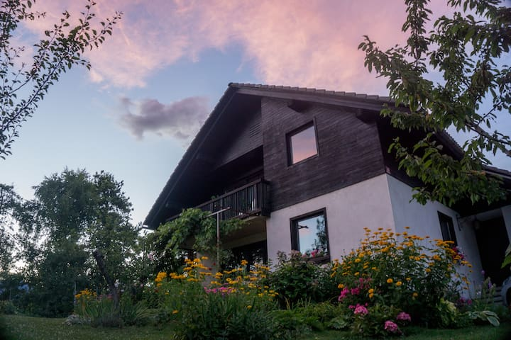 Apartment with great surroundings - Lesce - Outros