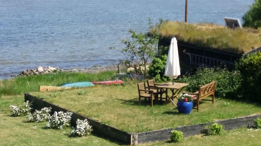 Ferielejlighed midt i skøn natur - Nykøbing Sjælland - Casa