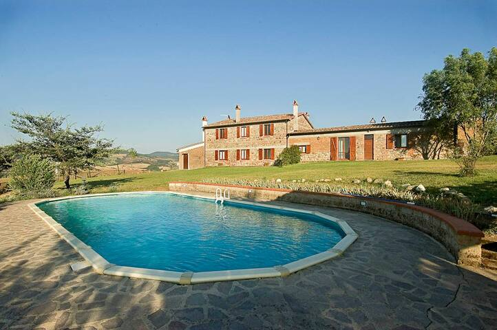 Villa Caprese - Proceno