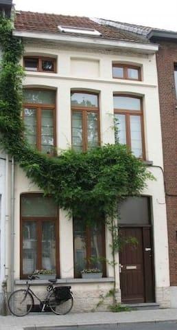 cosy house with garden in Mechelen - Mechelen - Casa