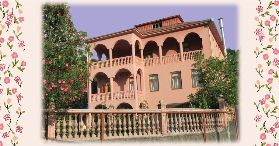 Room in relaxing private villa in Gonio - Avgia