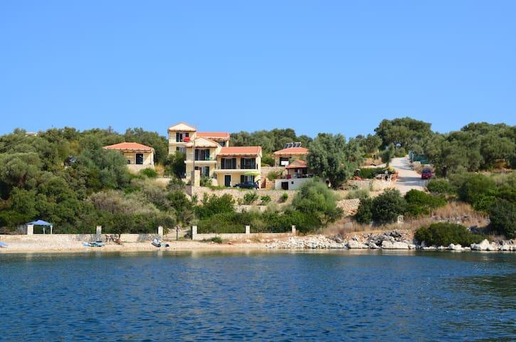 Welcome at Elia Village on Meganisi - Lefkada