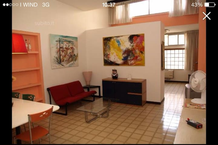 Pink Flat - Avellino - Appartement
