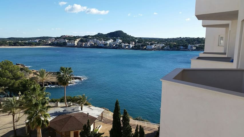 First line flat with stunning view! - Rotes Velles - Daire