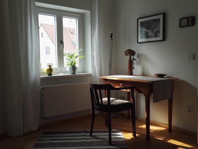 Gemütliches Zimmer mit Tagesbett - Edenkoben - Casa