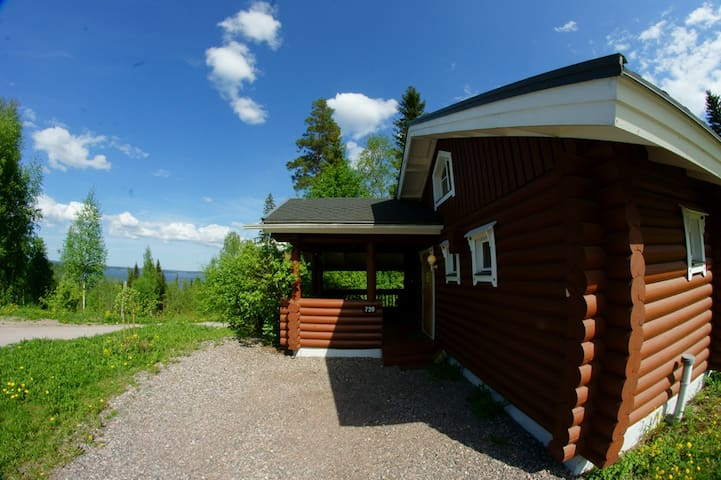 Messiläntupa - near lake, ski center and Lahti - Hollola - Stuga
