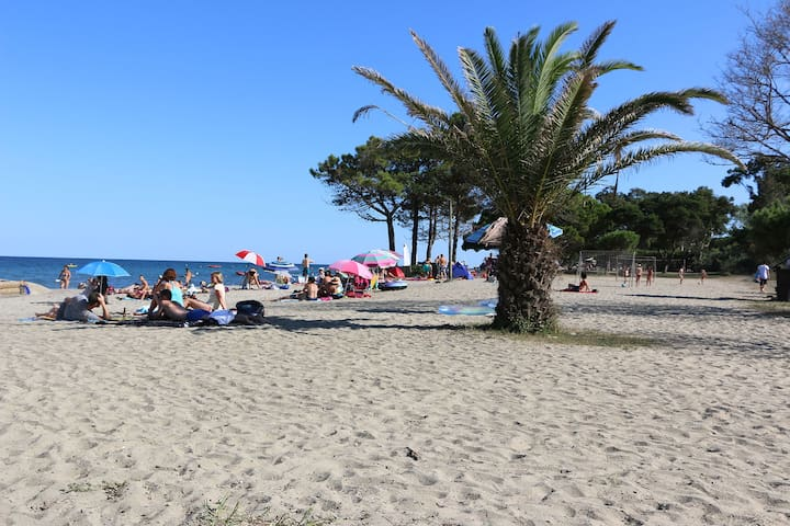 MINI VILLA 7pers BORD DE MER - Poggio-Mezzana - Hus