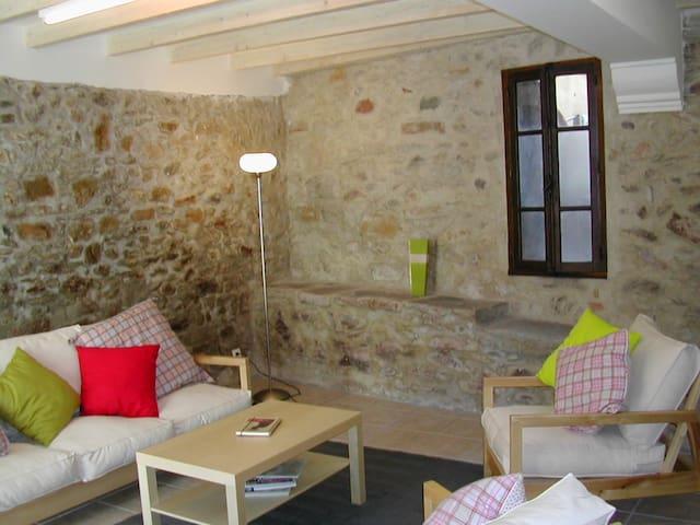Renovated village cottage, France - Léran - Hus