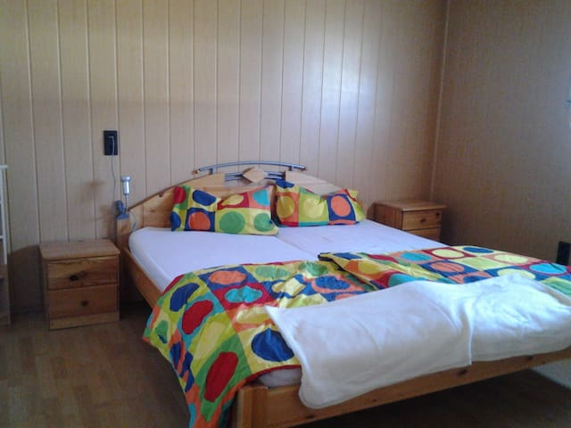 Helles 2-Zimmer-Apartement - Stockhausen-Illfurth