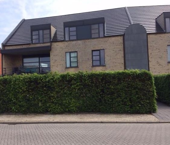 Two private bedrooms in penthouse - Rijkevorsel - Apartemen