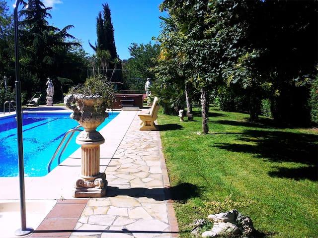 Chalet cerca de Logroño Villa Mayve - Albelda de Iregua - Chalet