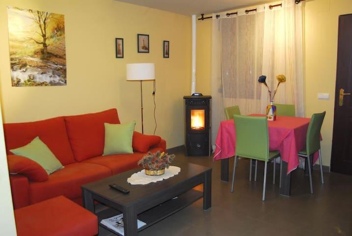 Casa rural en Ribera del Duero para 2-4 personas - Santa Cruz de la Salceda