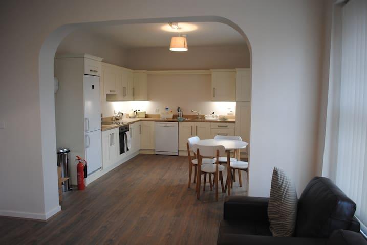 2 Bedroom Apt, Church Street, Magherafelt. - Magherafelt - Byt
