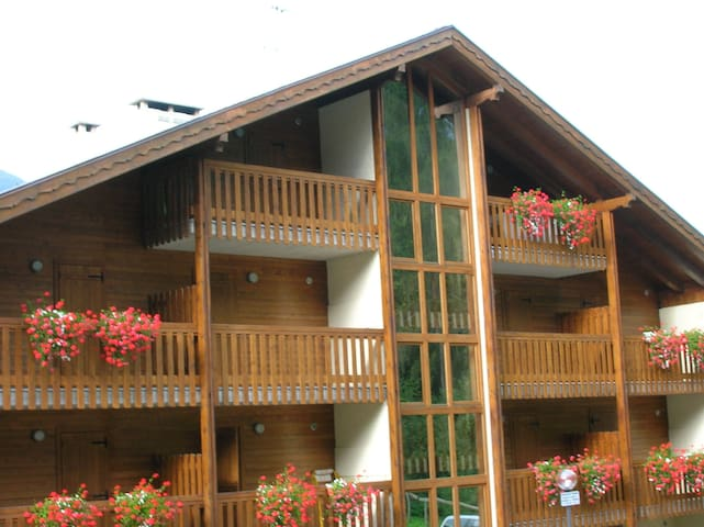 Trilocale in Val Di Sole ( 6 posti letto ) - Dimaro - Departamento