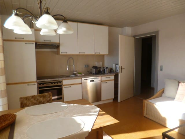 Nice Appartment with wonderful View - Kirchdorf im Wald - Byt