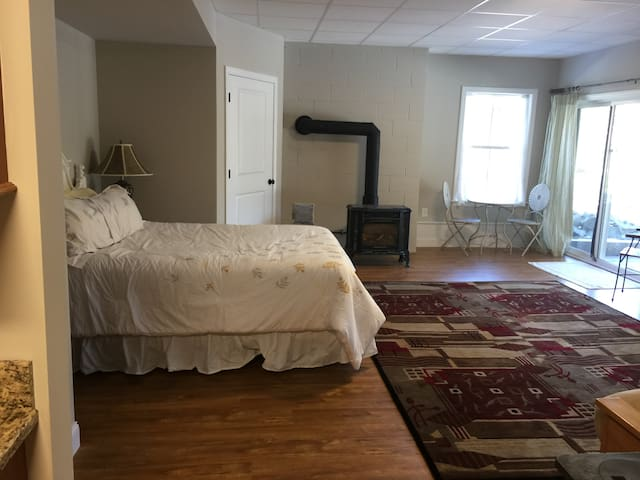 Waterfront private retreat - Dover - Appartement