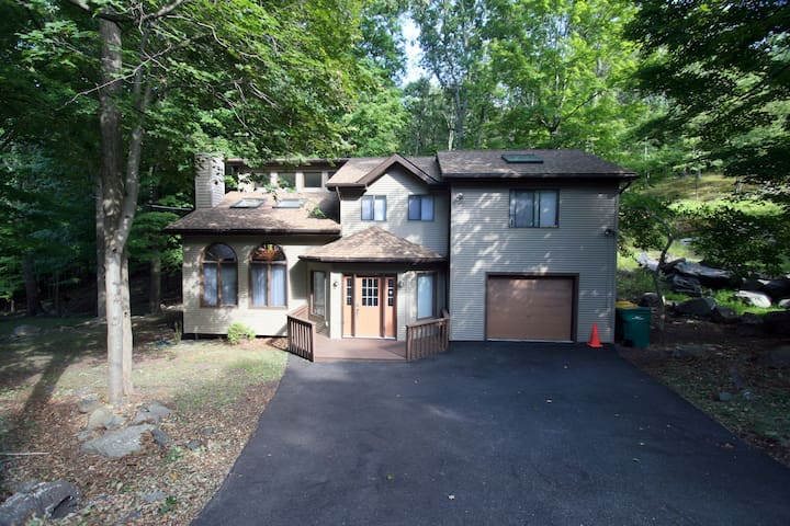 Lovely Spacious Cozy Home 15 min to ski/water/hike - East Stroudsburg