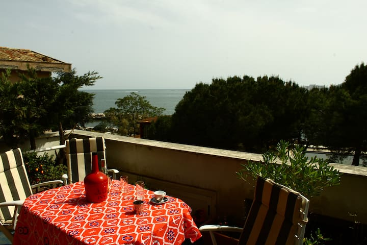 The Pirate's House - Sea view - Formia - Apartmen