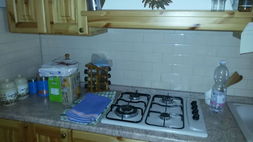 Appartamento rustico in montagna - Fenestrelle - Appartement