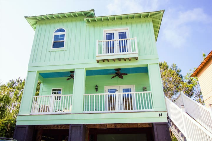 Relaxing Retreat in Gulf Shores (Oyster Bay Area) - Gulf Shores - Bed & Breakfast