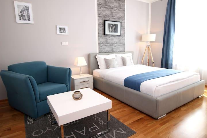 New Belgrade Apartment Delta City 2 - Belgrado - Apartamento
